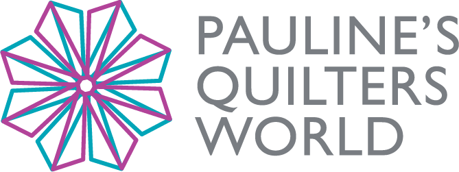 Pauline's Quilters World Logo