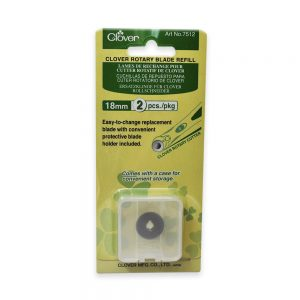 Clover 18mm Rotary Cutter Replacement Blades