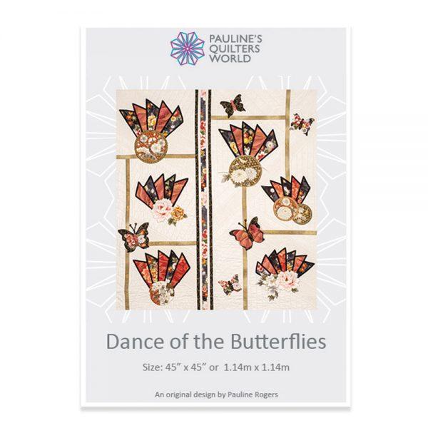 Dance of the Butterflies Quilt Pattern