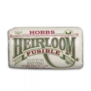 Hobbs Heirloom Fusible Batting