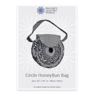 Circle HoneyBun Bag Pattern