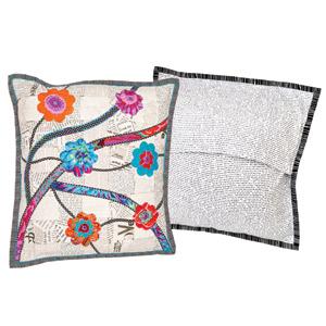 Woven Wonders Cushion Cover Class