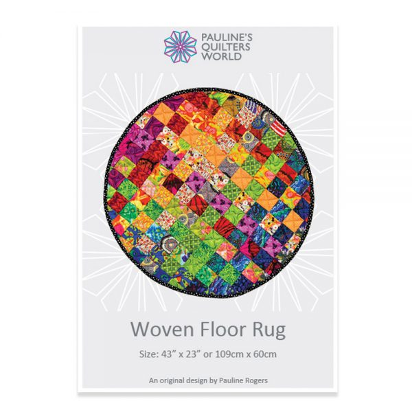 Woven Floor Rug Pattern
