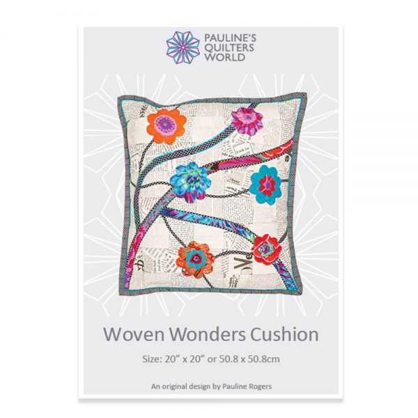 Woven Wonders Cushion Pattern