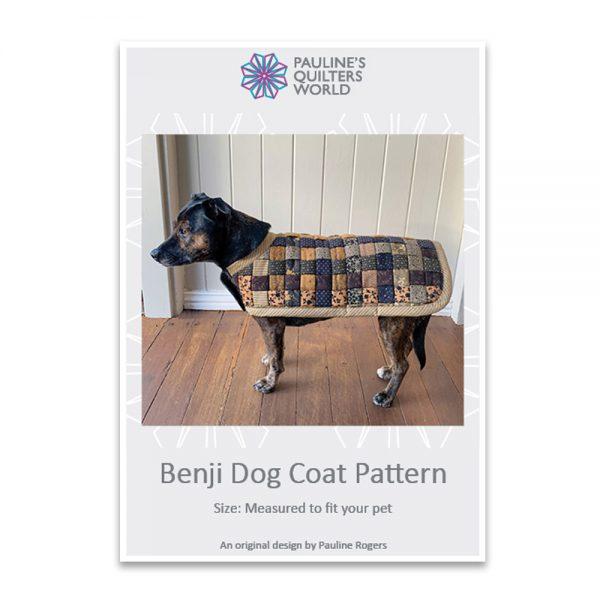 Benji Dog Coat Pattern