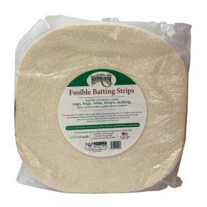 Hobbs Fusible Pre cut Batting Strips