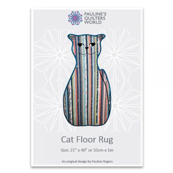 Cat Floor Rug Pattern