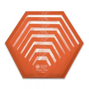 Hexagon Templates