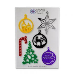 Christmas Tree Decorations Set