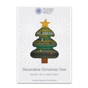 Decorative Christmas Tree Pattern