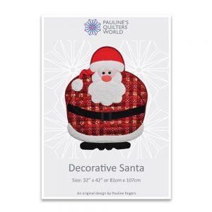 Decorative Santa Pattern