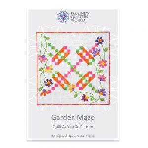 Garden Maze Quilt Pattern