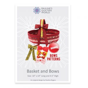 Basket and Bows Pattern