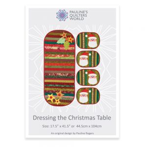 Dressing the Christmas Table Pattern