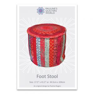 Foot Stool Pattern