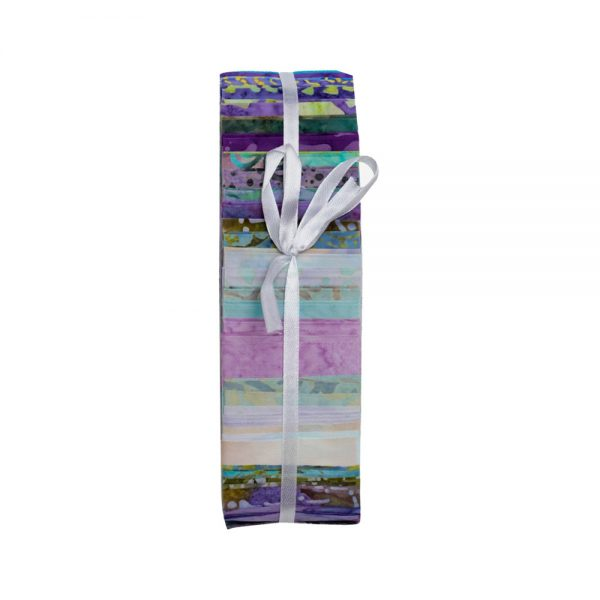 Teal Jelly Roll Fabric