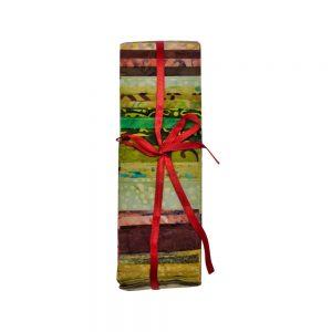 Rainforest Jelly Roll Fabric
