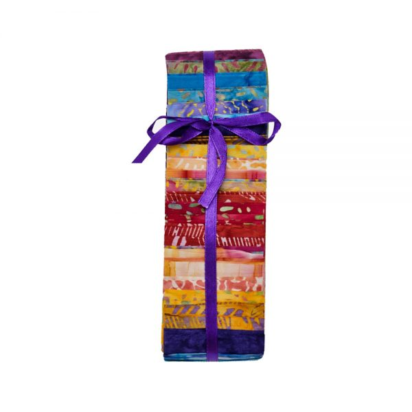 Tropical Fruits Jelly Roll Fabric