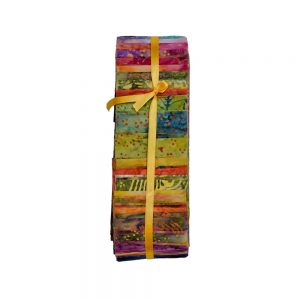 Feathers Jelly Roll Fabric