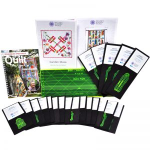 The World of Quilt As You Go Kit