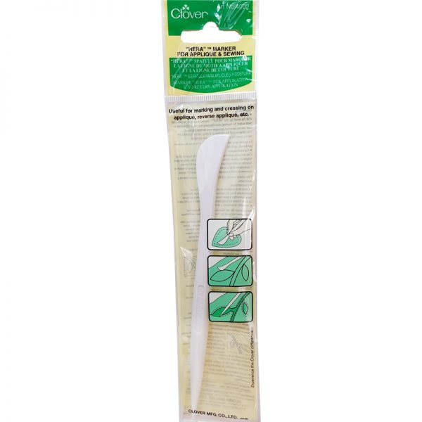 Clover Hera Marker for Applique and Sewing