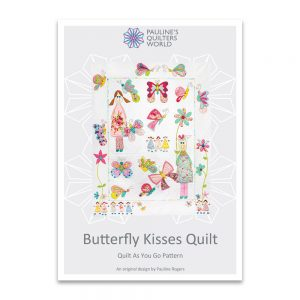 Butterfly Kisses Quilt Pattern