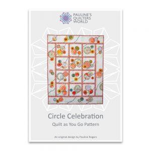 Circle Celebration Quilt Pattern