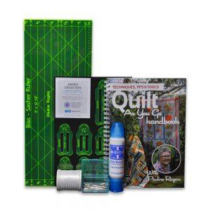 Quilt As You Go Starter Kit