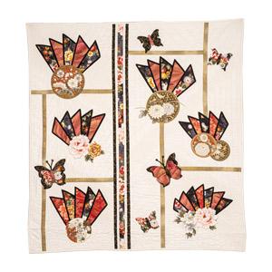 Dance of the Butterflies Quilt Workshop