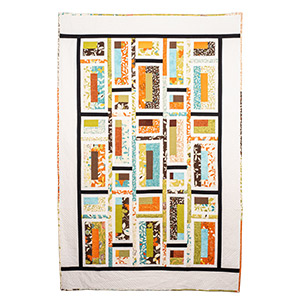 Rectangles Rock n Roll Quilt