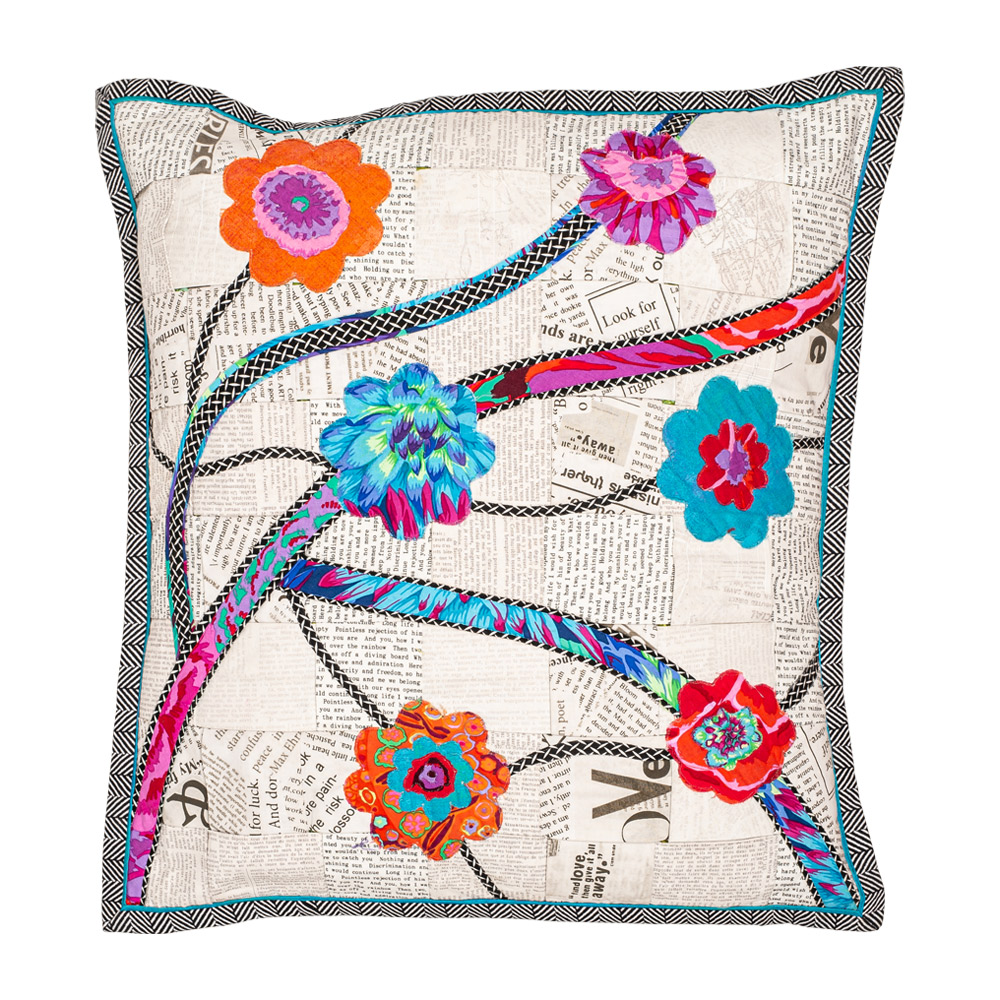 Woven Wonders Cushion Cover Workshop