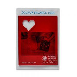Colour Balance Tool