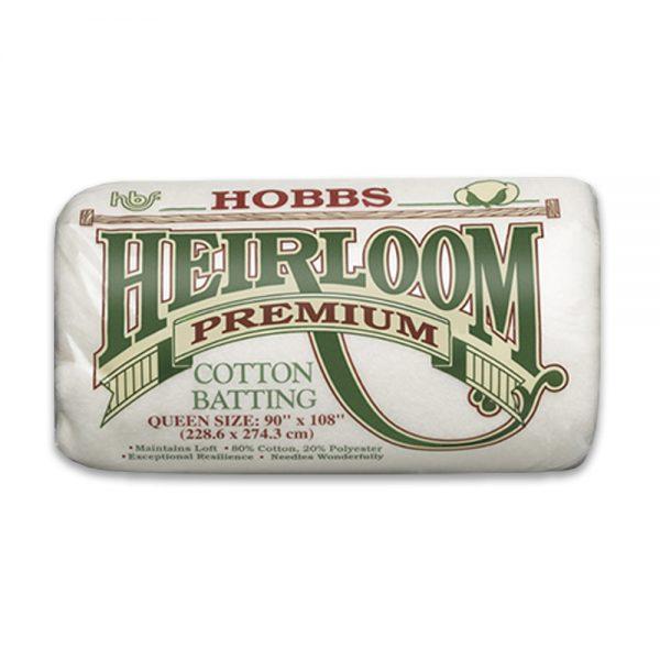 Hobbs Heirloom Cotton/PolyBatting
