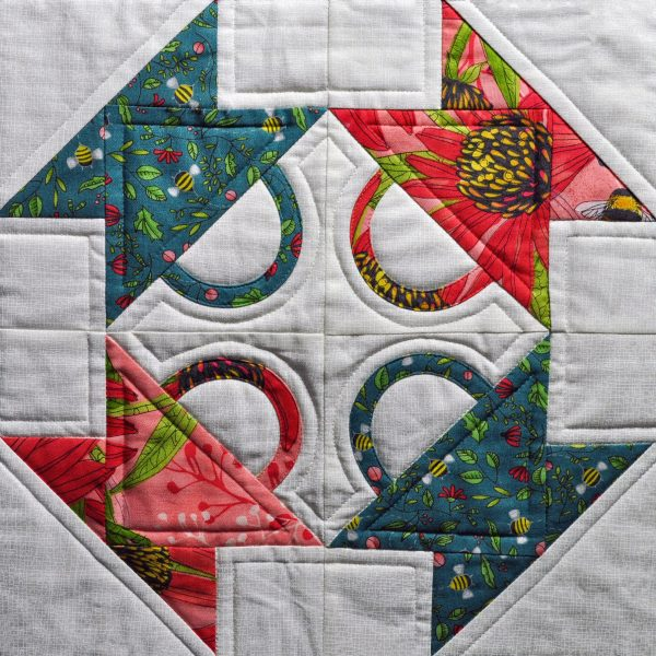Pieced Basket nad Quilting Templates